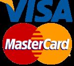 Принимаем к оплате карты Visa и Mastercard любого банка. Эквайринг обеспечивает Таскомбанк