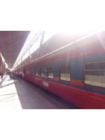 09. Армения и Грузия 2019 год. Из Армении в Грузию на поезде