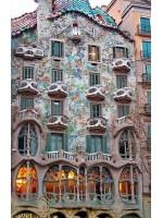 Дом Бальо — архитектурный памятник Барселоны