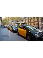 Наймите такси, и Барселона станет меньше…