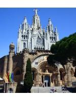Храм Святого Сердца – святыня на вершине Барселоны