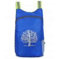 Компактный лёгкий рюкзак 15л тёмно-синий
