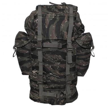 Рюкзак 65л тигровый камуфляж MFH
