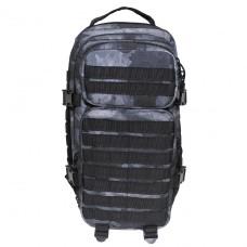 """Рюкзак 30л американского (США) типа MFH """"Assault I"""" HDT-камуфляж серый"""