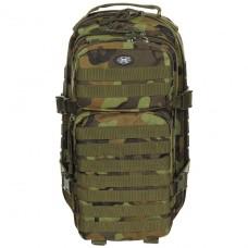 """Рюкзак 30л американского (США) типа MFH """"Assault I"""" M95 чешский камуфляж"""