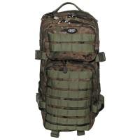 """Рюкзак 30л американского (США) типа MFH """"Assault I"""" цифровой лесной камуфляж"""
