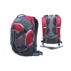Рюкзак спортивный Terra Incognita Dorado 16 красный/серый