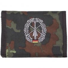 Бумажник «Бундесвер» флектарн с эмблемой «части ПВО» MFH