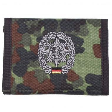 Бумажник «Бундесвер» флектарн с эмблемой «подразделения военной полиции» MFH