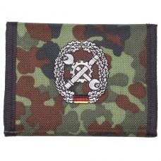 Бумажник «Бундесвер» флектарн с эмблемой «подразделения ремонта» MFH