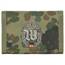Бумажник «Бундесвер» флектарн с эмблемой «батальон охраны» MFH