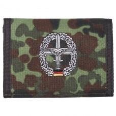 Бумажник «Бундесвер» флектарн с эмблемой «части армейской авиации» MFH