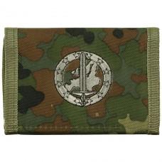 Бумажник «Бундесвер» флектарн с эмблемой «немецко-голландский корпус» MFH