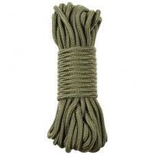 Веревка 5мм 15м MFH темно-зеленая (олива)