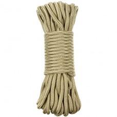 Веревка 5мм 15м MFH койот