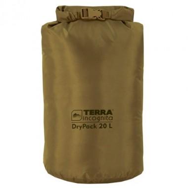 Гермомешок Terra Incognita DryPack 55 койот