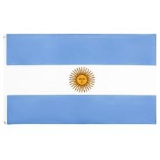 Флаг Аргентины 90х150см