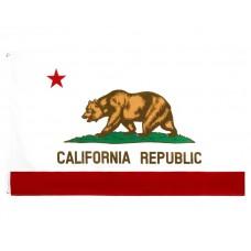 Флаг Калифорнии 90х150см