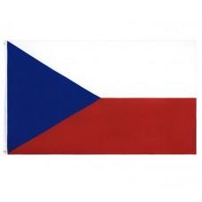 Флаг Чехии 90х150см