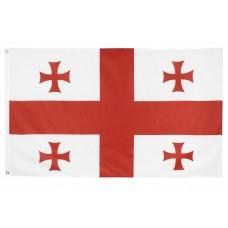 Флаг Грузии 90х150см