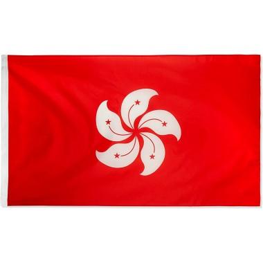 Флаг Гонконга 90х150см