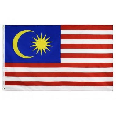 Флаг Малайзии 90х150см
