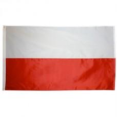 Флаг Польши 90х150см