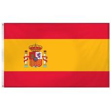 Флаг Испании 90х150см