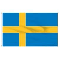 Флаг Швеции 90х150см