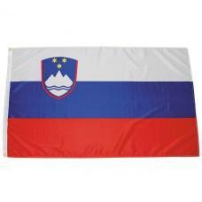 Флаг Словении 90х150см MFH