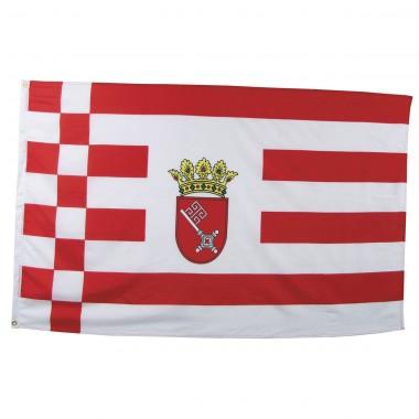 Флаг Бремена 90х150см MFH