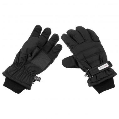 Перчатки Thinsulate чёрные MFH