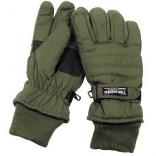 Перчатки Thinsulate оливковые MFH