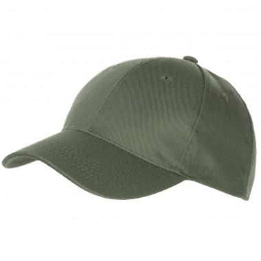 Кепка-бейсболка американского (США) типа MFH темно-зеленая