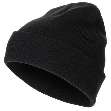 Шапка «тонкая вязка» MFH чёрная