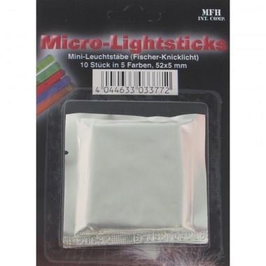 Набор мини-лайтстиков 10шт. 6x50мм MFH