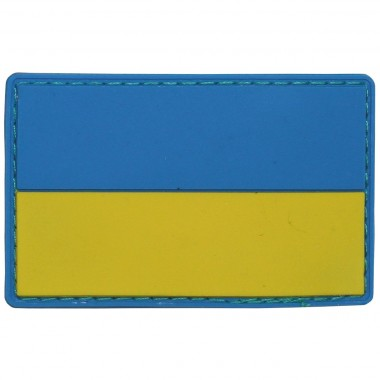 3D-патч Украина 8x5см с Velcro MFH