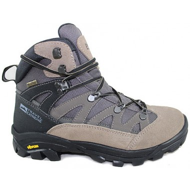 Трекинговые ботинки Travel Extreme Maverick коричневые