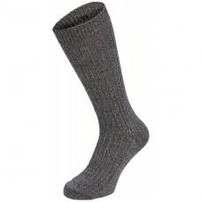 Армейские носки Бундесвера серые MFH