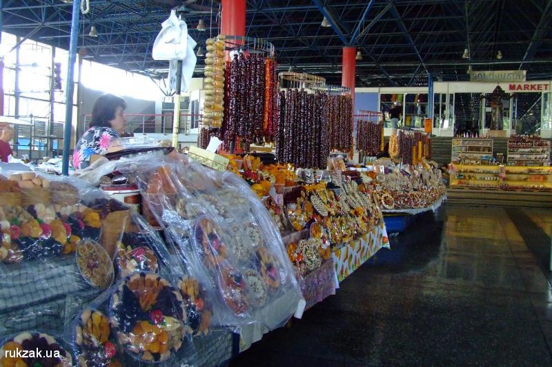 Рынок в Ереване