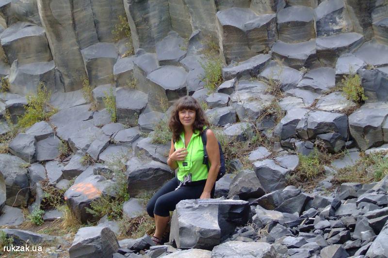 Симфонии камней. Гарни, Армения