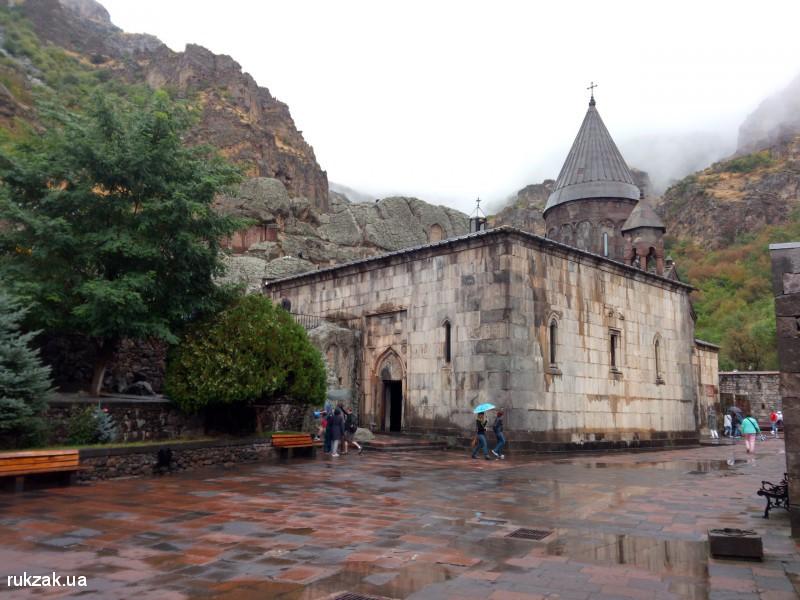 Монастырь Гегард, Армения