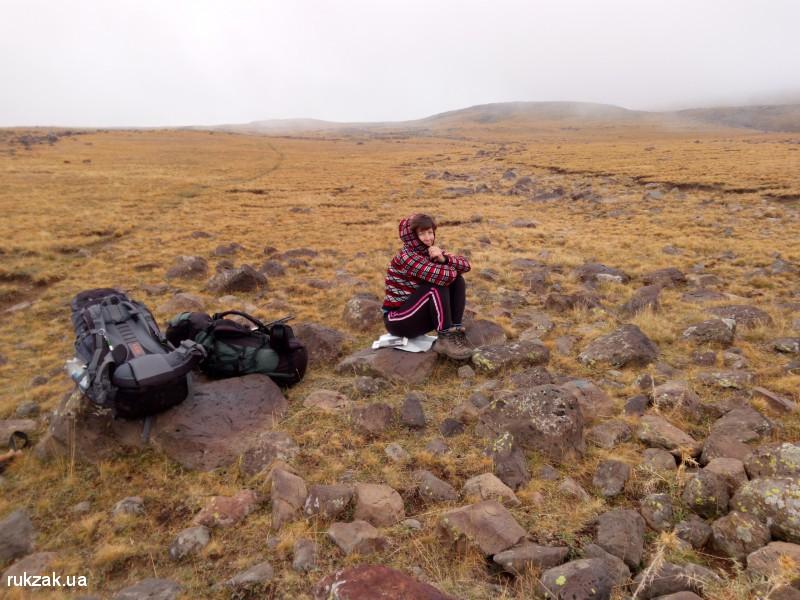 Привал на Гегамском хребте, Армения 2019