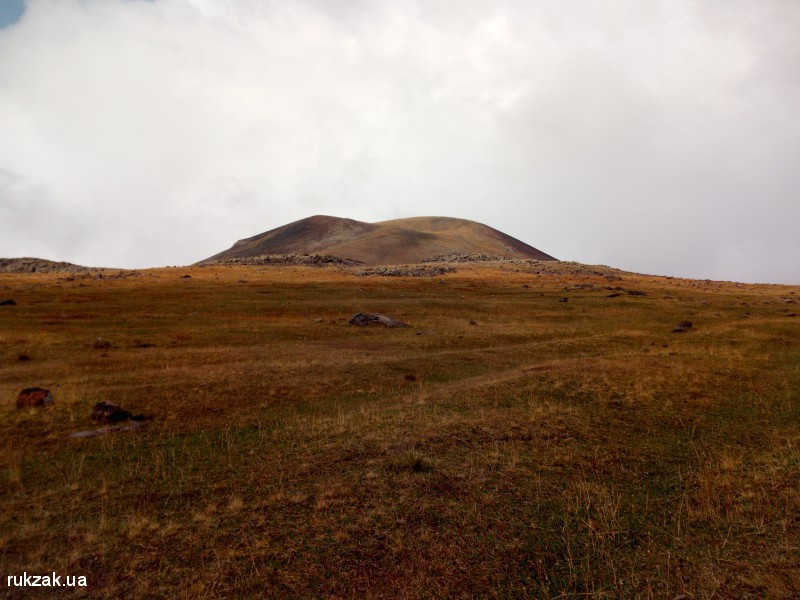 Гегамский хребет, Армения