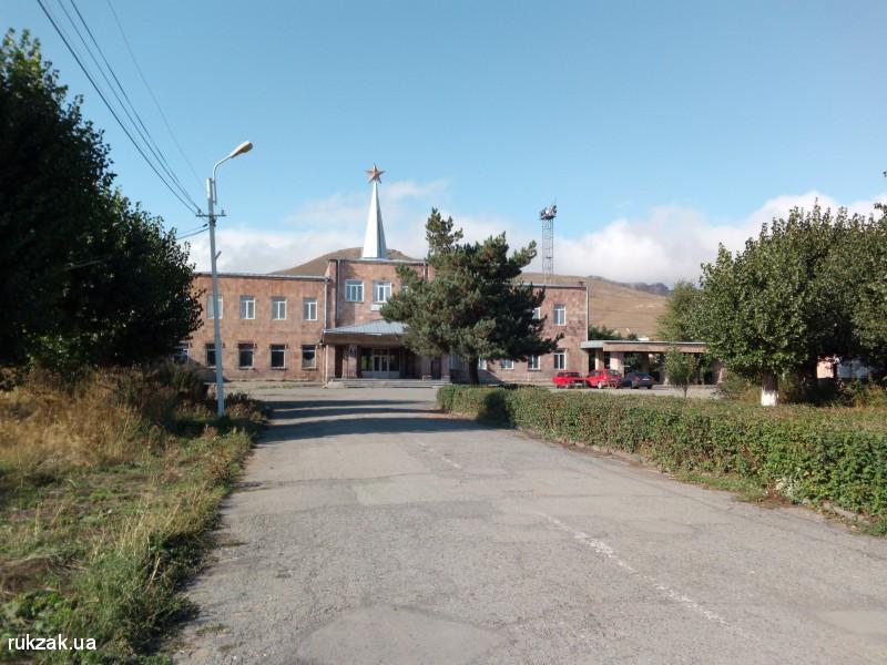 ЖД вокзал г.Севан, Армения