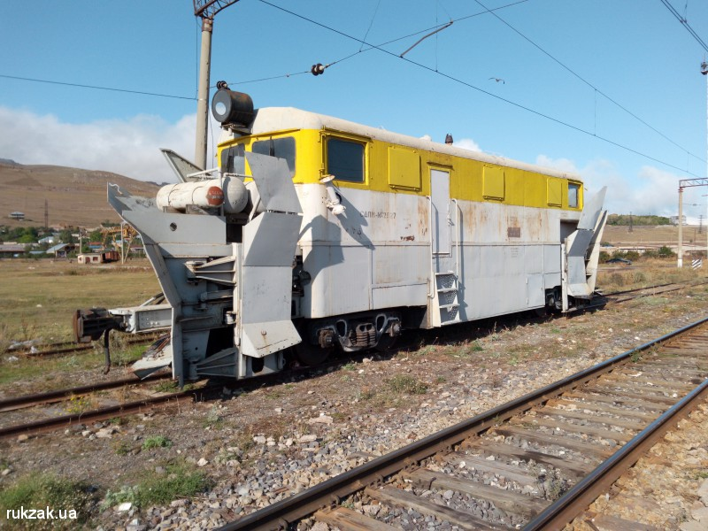 ЖД станция Севан